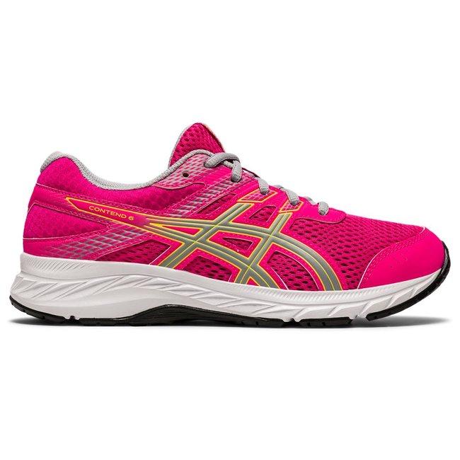 Gel-Contend 6 GS - Pink Glo/Piedmont Grey