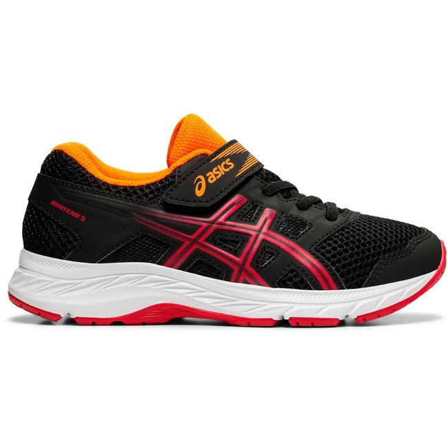 Gel-Contend 5 PS -  Black/Speed Red