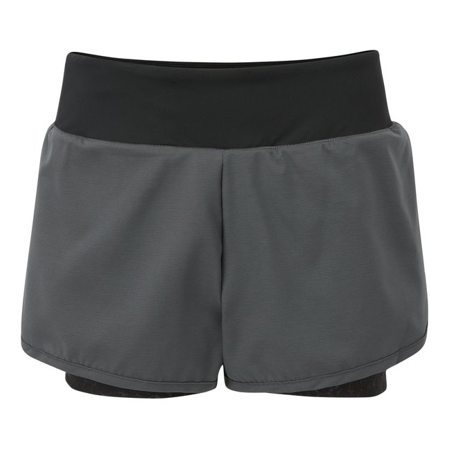 Outrun Short W- Ebony/Black