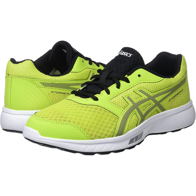 Stormer 2 GS - Neon Lime/Black