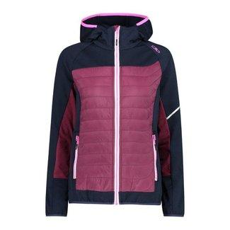 CAMPAGNOLO Jacket Fix Hoody Hybrid W