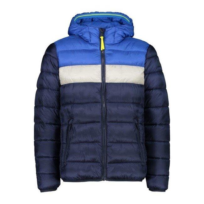 Jacket Fix hoody Man - Blue/Royal