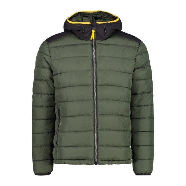 Jacket Fix hoody Man - Bark