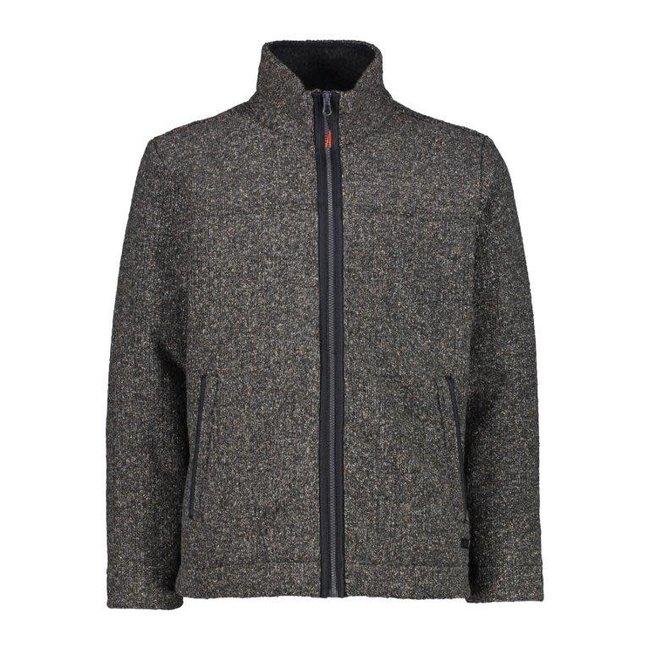 Man Jacket - Coal Melange