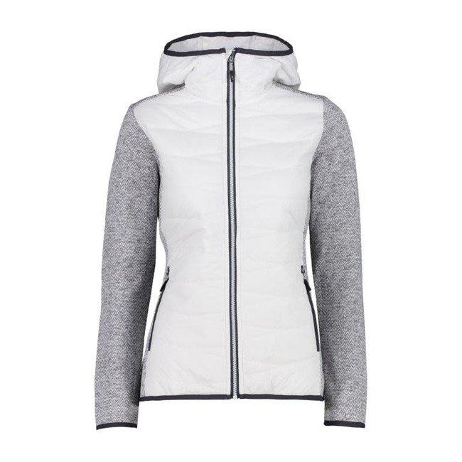 W Jacket Fix hoody -  Plaster