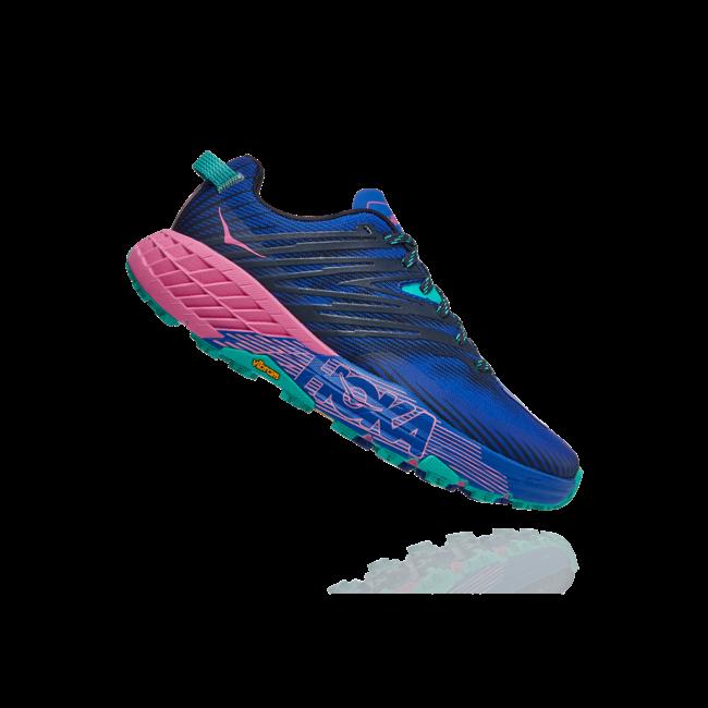 Speedgoat 4 W -  Dazzling Blue / Phlox Pink