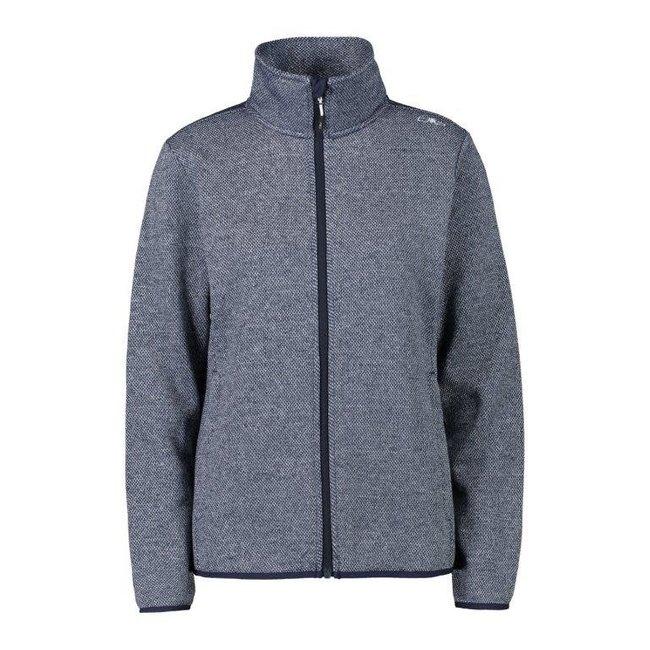 Polar Jacket W - Black/Blue