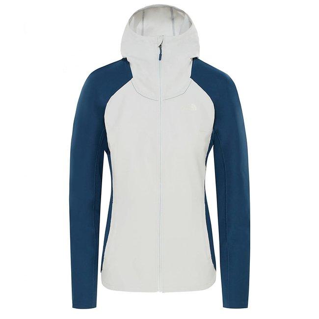 Invene Softshell Jacket - Tin Grey - Blue Wing Teal