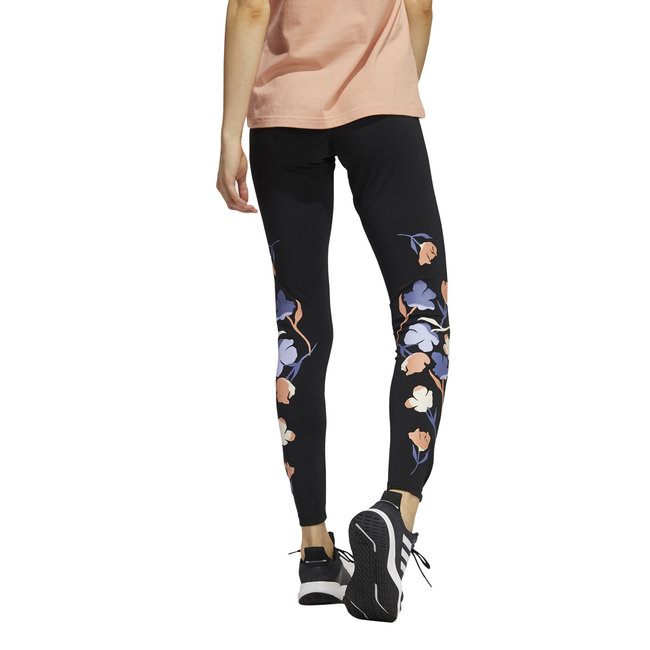 Floral Tight - Floral