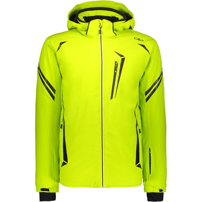 Jacket zip - Neon Green
