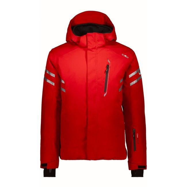 Man Jacket Fix Hood - Ferrari