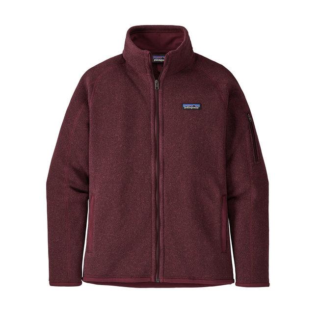 W's Better Sweater™ Fleece Jacket - Chicory Red