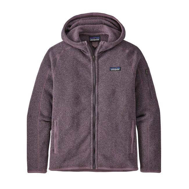 W's Better Sweater® Fleece Hoody - Hyssop Purple