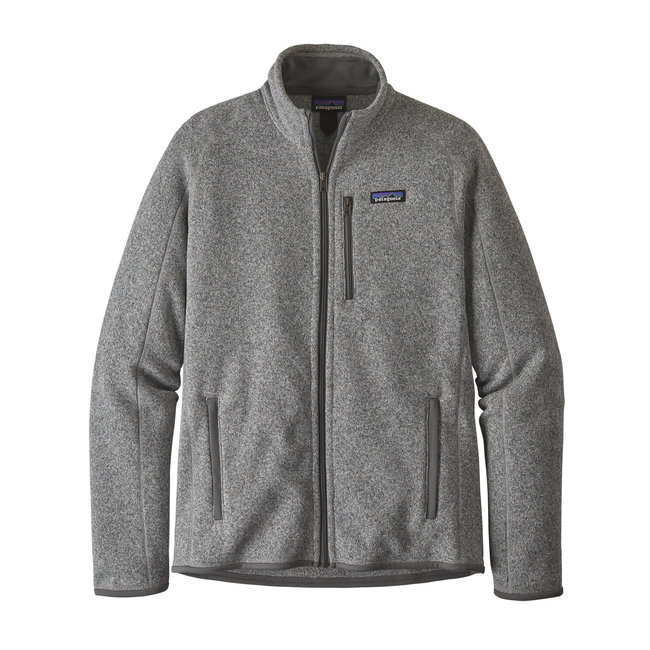 M's Better Sweater® Fleece Jacket - Stonewash
