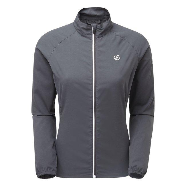 Resilient Windshell Jacket W - Ebony Grey