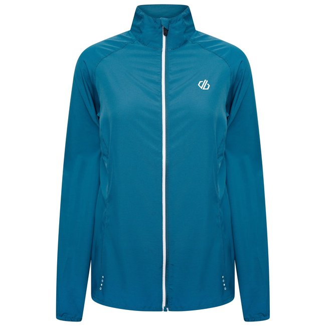 Resilient Windshell Jacket W - Dragonfly Green
