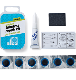 WEDTITE WELDTITE TUBELESS REPAIR KIT FOR INTERNAL USE