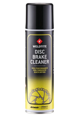 DIRTWASH WELDTITE CLEANER DISC BRAKE AEROSOL 250ML