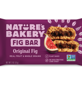 NATURES BAKERY NATURES BAKERY WHOLE GRAIN FIG BAR