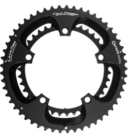PRAXIS PRAXIS WORKS CHAINRING ROAD 110BCD 2 TONE, BLACK, 52/36T