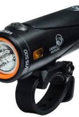 LIGHT & MOTION LIGHT & MOTION LIGHT FRONT VIS 500, BLACK