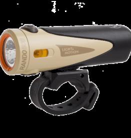 LIGHT & MOTION LIGHT & MOTION LIGHT FRONT RANDO 500