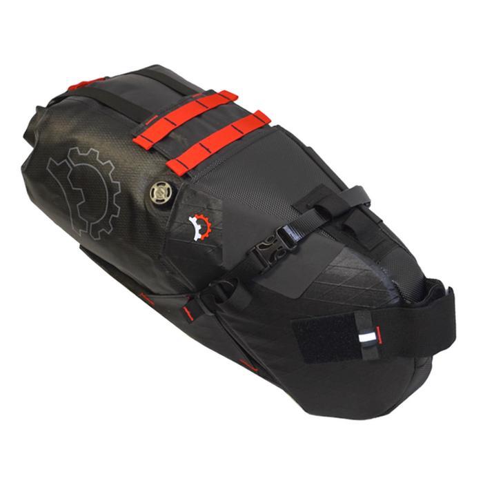 REVELATE DESIGNS REVELATE DESIGNS SEAT BAG TERRAPIN SYSTEM 15L, BLACK