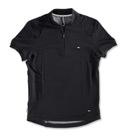 ASSOS ASSOS DB.1 Men's Activity Polo Short Sleeve, Black, XLG