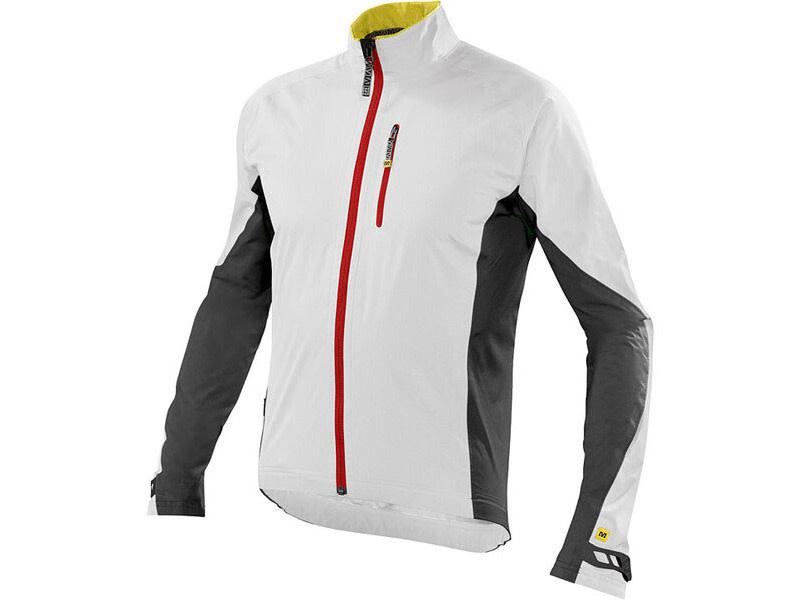 MAVIC MAVIC Rain Jacket Sprint H2O White, XL