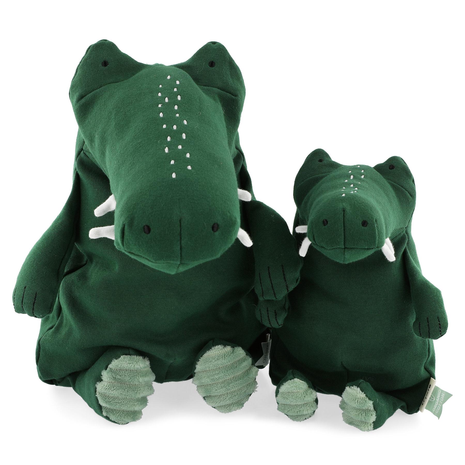 Trixie Knuffel groot- Mr. Crocodile-1