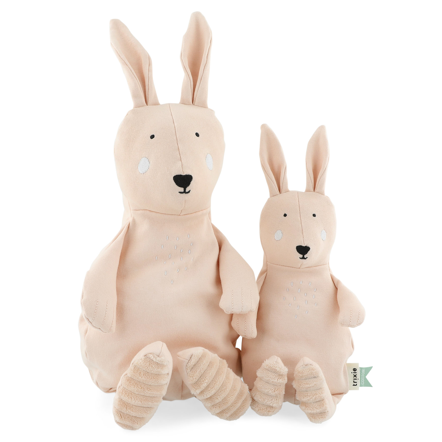 Trixie Knuffel groot - Mrs. Rabbit-3