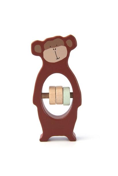 Trixie Houten rammelaar – Mr. Monkey