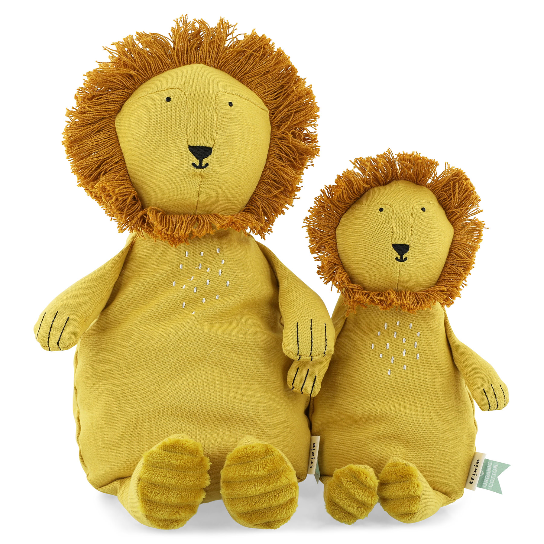 Trixie Knuffel groot – Mr. Lion-3