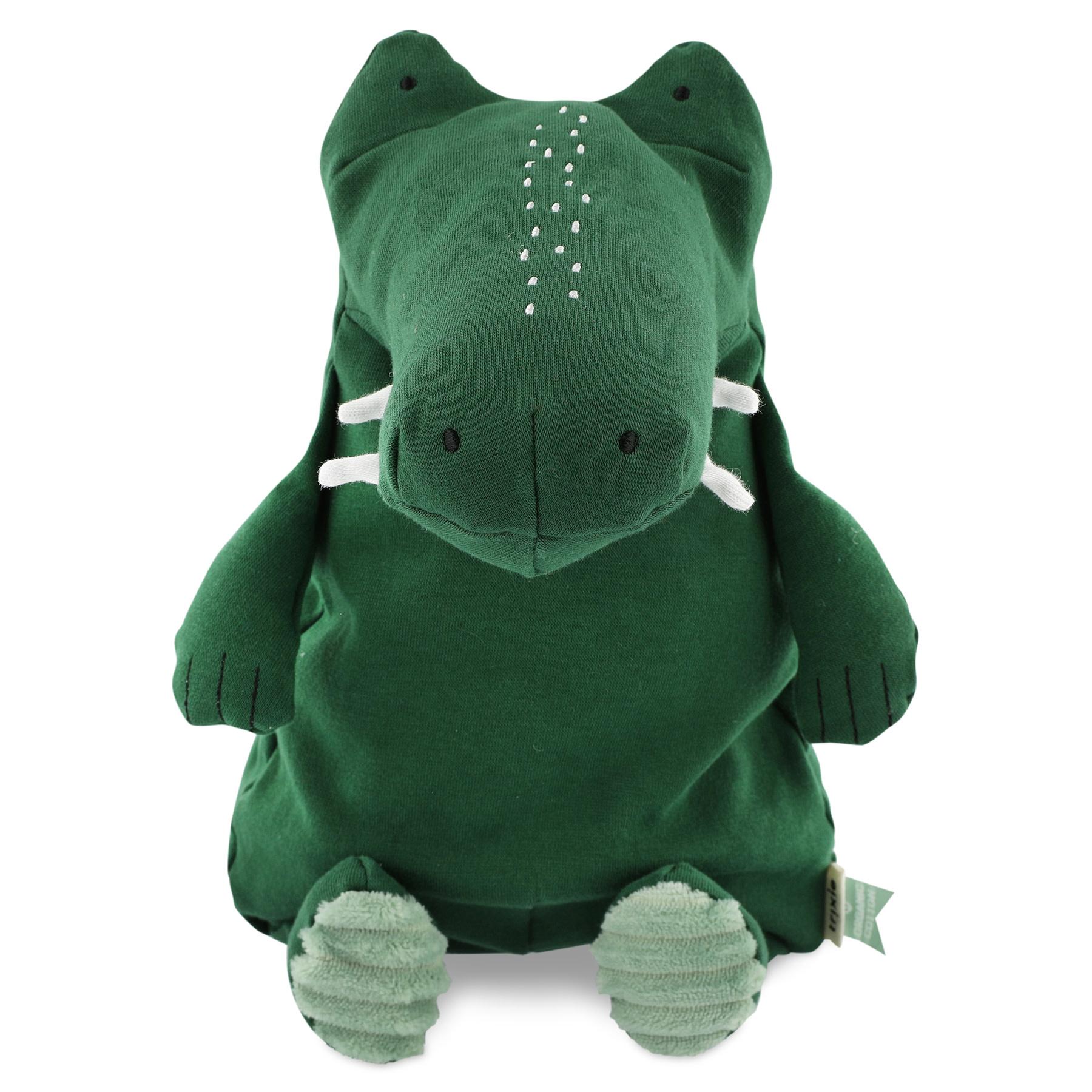 Trixie Knuffel groot- Mr. Crocodile-2