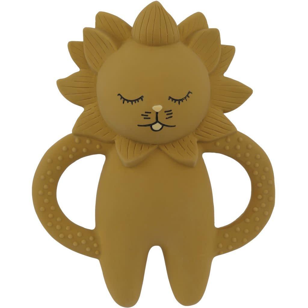 Konges Sløjd  bijtspeelgoed leeuw-1
