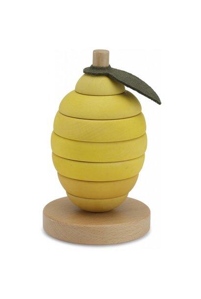 Konges Sløjd stapeltoren citroen