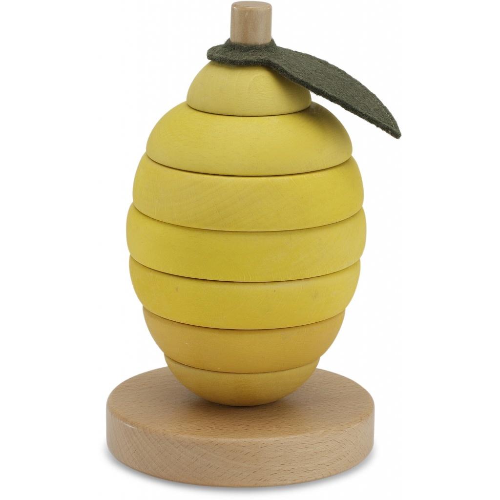 Konges Sløjd stapeltoren citroen-1