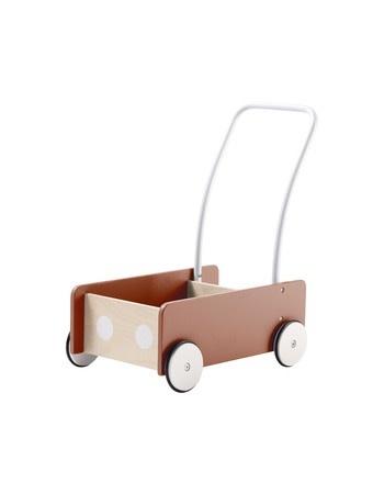 Kid's concept loopwagen - Abrikoos-1
