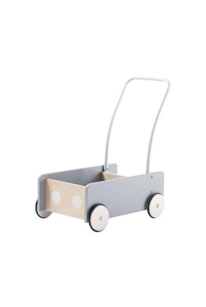 Kid's concept loopwagen - Blauw