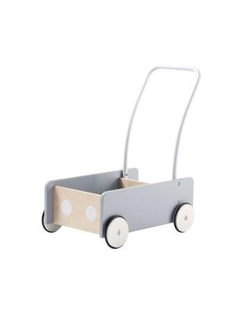 Kid's concept loopwagen - Blauw-1