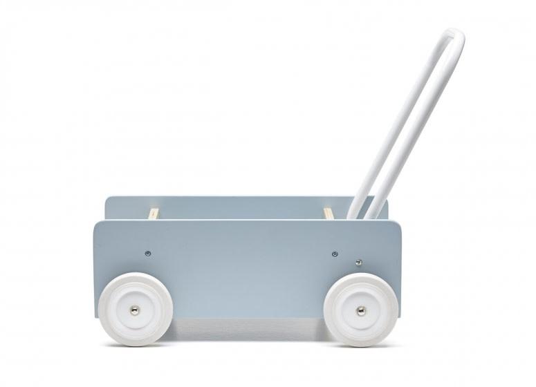 Kid's concept loopwagen - Blauw-2