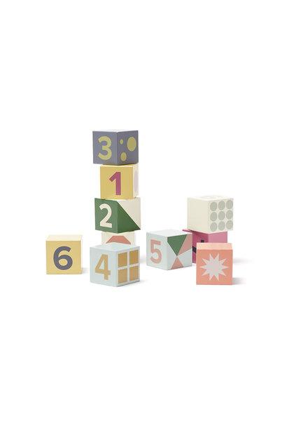 Kid's concept houten blokken -  Edvin