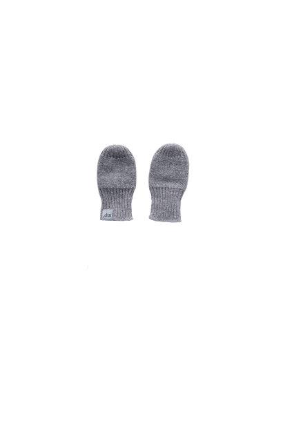 MP Denmark Cassidy handschoentjes - 494 Middle grey melange