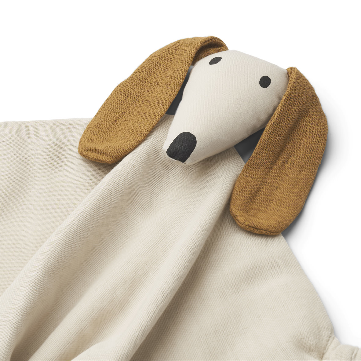 Liewood agnete knuffeldoek - Dog Sandy-2