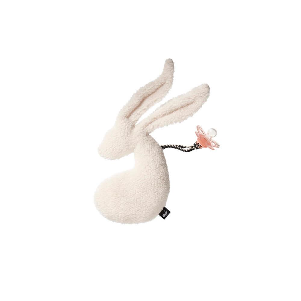 Mies & Co speen doekje konijn-1