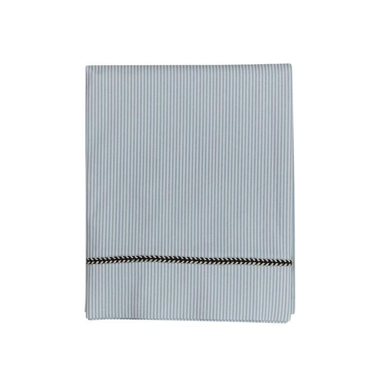 Mies & Co wieg laken classic no1 summer blue-1