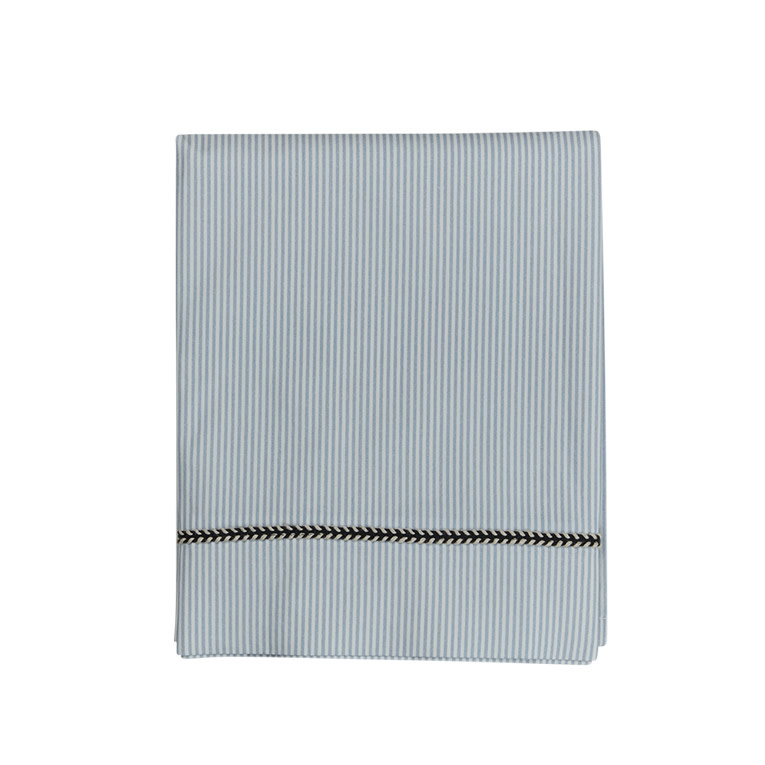 Mies & Co ledikant laken classic no1 blue-2