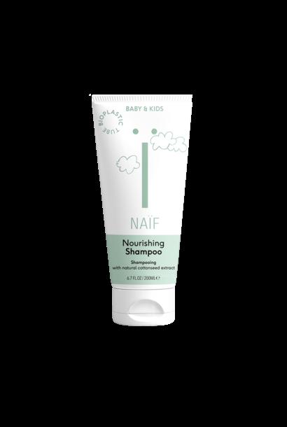 Naïf voedende shampoo