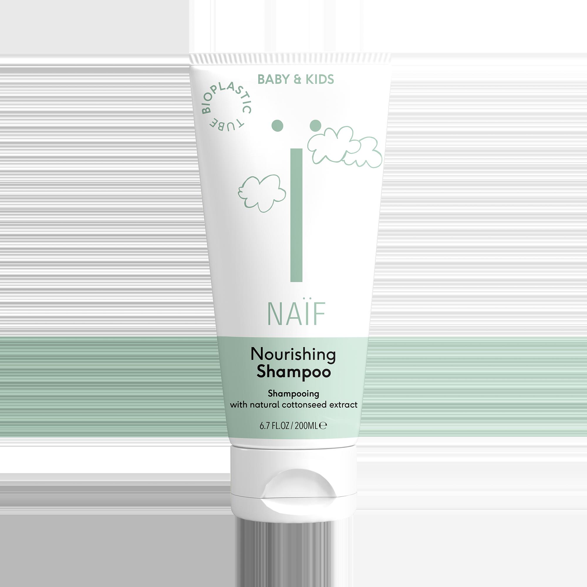 Naïf voedende shampoo-1