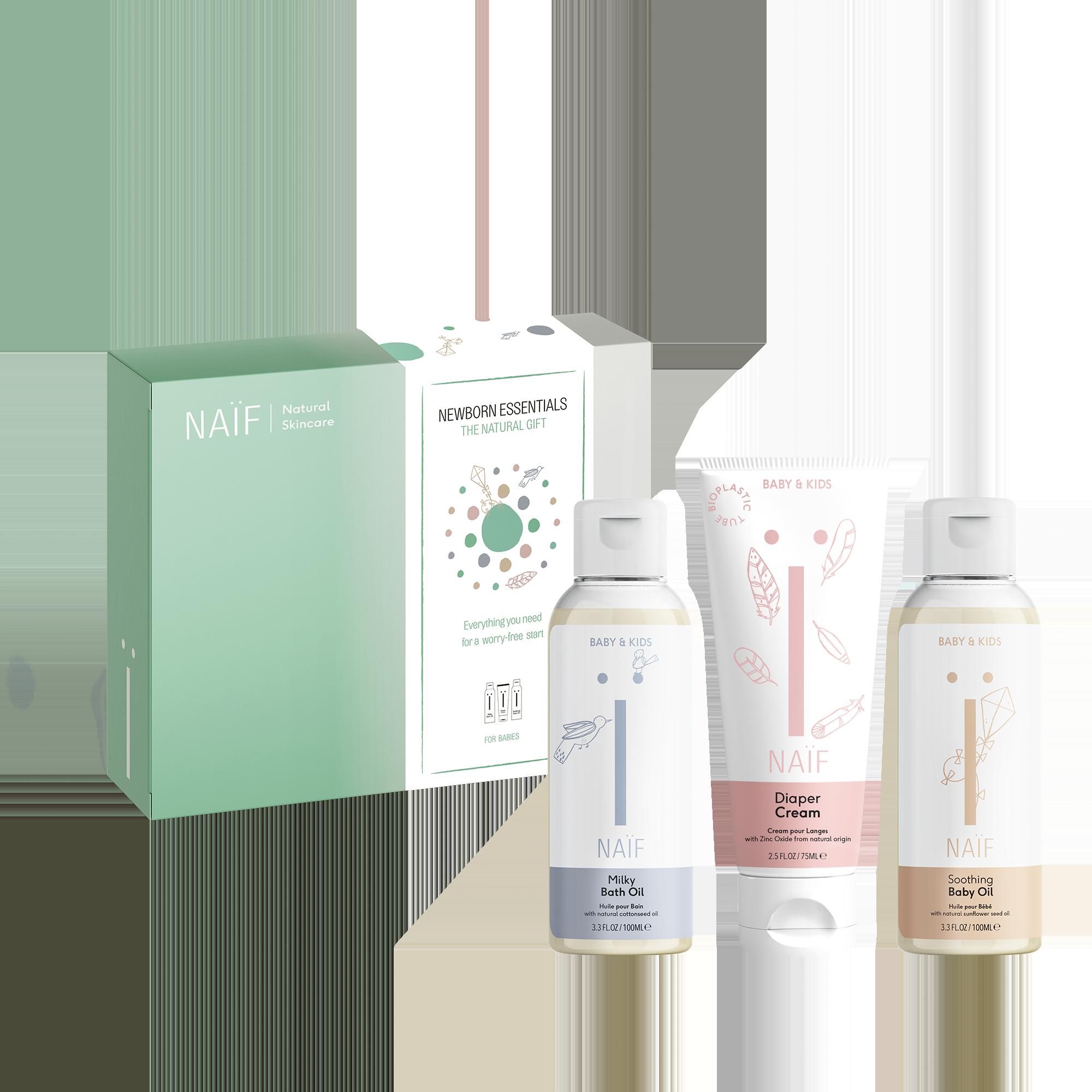 Naïf newborn essentials set-2